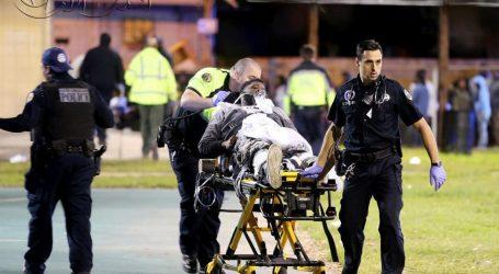 محطة تلفزيون (دبليو.دبليو.إل) الأمريكية :نقل ما لايقل عن 16 شخصا إلى المستشفى بعد إطلاق نار في نيو أورليانز