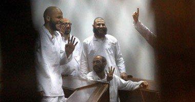 أمن الشرقية يسيطر على محاولة شغب سجناء الإخوان بمركز أبو حماد