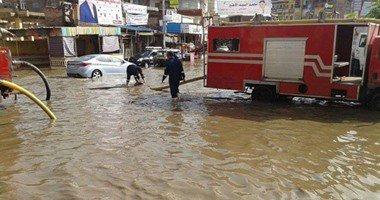 الأرصاد: أمطارعلى السواحل الشمالية والوجه البحرى غدا والصغرى بالقاهرة