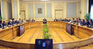 بدء اجتماع الحكومة لمناقشة قانون الصحافة والأوضاع الأمنية والاقتصادية