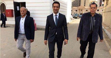 """أحمد مرتضى منصور: """"مفيش ثورات تانى.. سيبوا البرلمان يشتغل"""""""