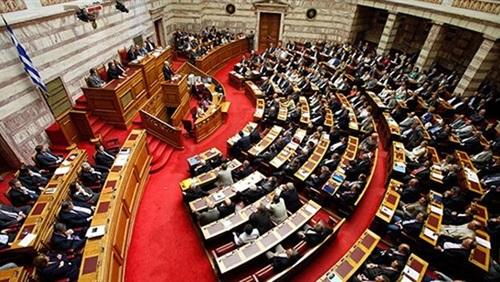 برلمان اليونان يعترف بدولة فلسطين