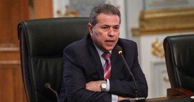 """توفيق عكاشة: انهيار """"دعم مصر"""" طبيعى ولم يتبق فيه سوى الزميل """"سيف اليزل"""""""