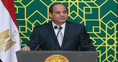 بالفيديو .. السيسى: جئت بإرادة الناس ولا يمكن أن أستمر ثانية ضد رغبة الشعب