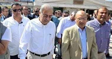 """رئيس الوزراء يوجه محافظ القاهرة بنقل أصحاب المدابغ لـ""""الروبيكى"""" دفعة واحدة"""