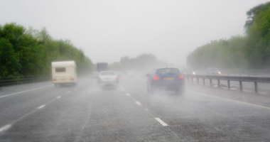 بالفيديو.. «الأرصاد»: تعرض القاهرة لأمطار رعدية غدًا
