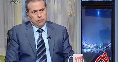 """توفيق عكاشة تعليقًا على انهيار دعم مصر :""""ما بنى على باطل فهو باطل"""""""
