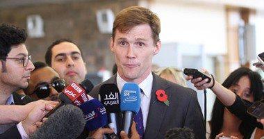 السفير البريطانى من شرم الشيخ: لن نترك مصر تواجه التحديات وحدها