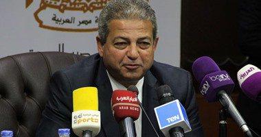 وزير الرياضة وراء تأجيل شكوى الحكام للنائب العام