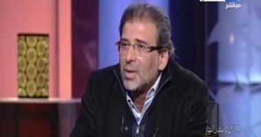 خالد يوسف: أحمد موسى ضرب بكل القيم والمهنية عرض الحائط وأصبح طرفاً بمعركتى