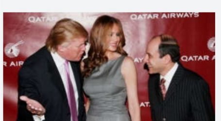 غضب نشطاء «تويتر» بعد تضامن «الخطوط الجوية القطرية» مع دونالد ترامب