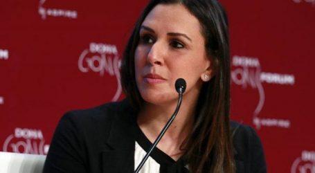 رانيا علواني: لم أتلق أي اتصال رسمي بخصوص تعييني في البرلمان