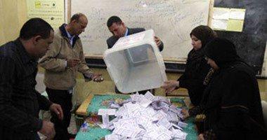 """غلق باب اللجان الانتخابية لليوم الثانى بدوائر """"الإعادة"""" فى 3 محافظات"""