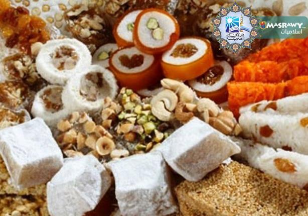 ما الحكم الشرعى فى شراء حلوى المولد النبوي؟