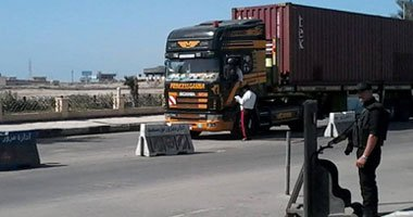 الحكومة توافق على إلغاء حظر سير المقطورات مع وضع قواعد لمنع الحوادث