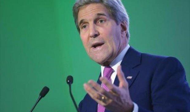 كيري: تقدم في المحادثات السورية بعد تدخل السعودية