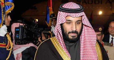 """""""محمد بن سلمان"""": نرغب فى تعميق التعاون مع مصر وتعزيزها فى كافة المجالات"""