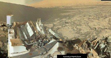 ناسا تحتفل بالكريسماس بنشر سيلفى جديد من المريخ
