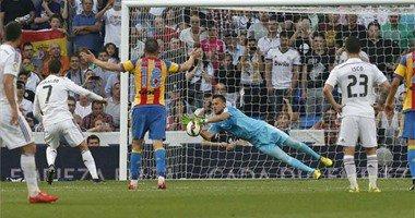 ريال مدريد الأكثر حصولا على ركلات الجزاء فى تاريخ الليجا وبرشلونة الثانى