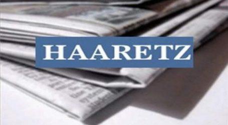 """صحيفة """"هآرتس """" : ( مقاتلات مصرية اخترقت المجال الجوي الإسرائيلي أثناء شن هجمات ضد أهداف داعش في سيناء )"""