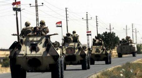 مقتل (5) وإصابة (2) من تنظيم أنصار بيت المقدس خلال قصف جوي للجيش بالشيخ زويد