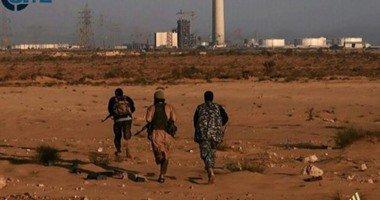 استخبارات أمريكا ترصد تحركات داعش من غرفة عمليات على حدود تونس وليبيا