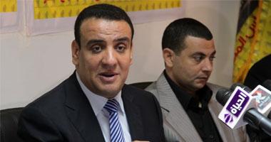 المتحدث باسم البرلمان :546 نائبا وقعوا على استمارة تزكية السيسى