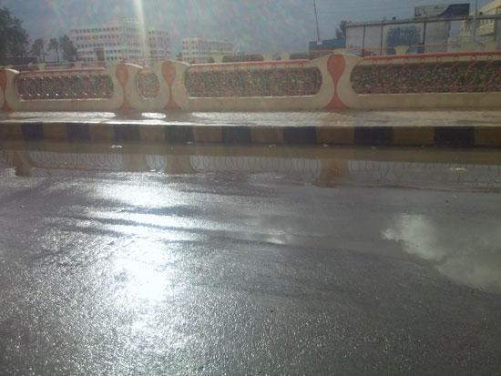 موجة من الطقس السيئ تضرب كفر الشيخ