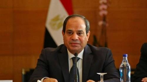 السيسي: نسعى لإقامة منطقة صناعية مصرية في إثيوبيا