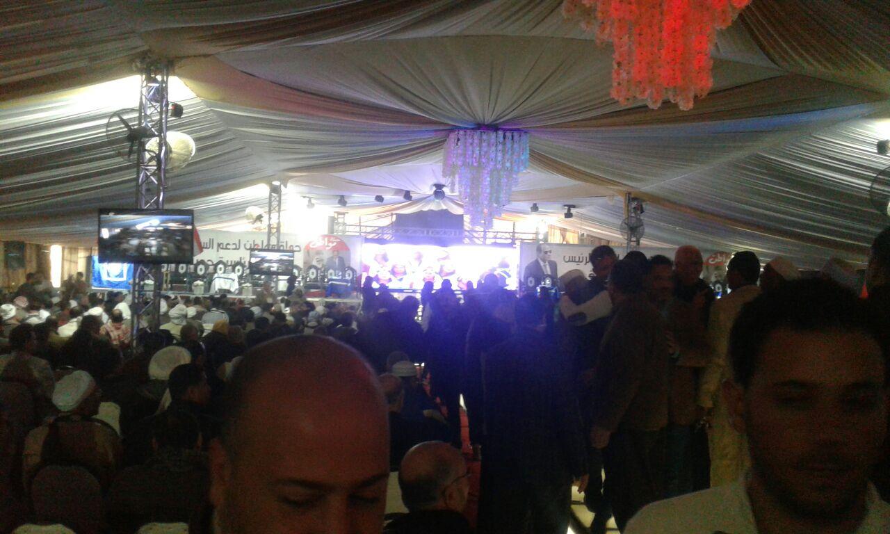 """بالصور.. حملة """"مواطن"""" لدعم الرئيس السيسي تستمر في فاعلياتها بمحافظة الإسماعيلية"""