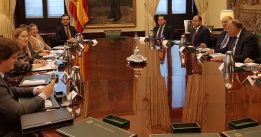 رئيسة مجلس نواب إسبانيا لسامح شكرى: ندعم العملية سيناء 2018 لمحاربة الإرهاب
