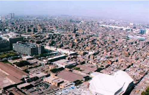 """بدء هدم عقارات """"مثلث ماسبيرو"""" ضمن خطة تطوير المنطقة"""