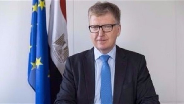 الاتحاد الأوروبى عبر سفيرة بالقاهرة يهنىء المصريين بعيد الأضحى ويؤكد استمرار الشراكة