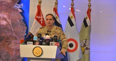 إحباط هجوم انتحارى على ارتكاز أمني شمال سيناء