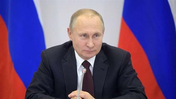 بوتين: هناك تطابق فى الرؤى مع الرئيس السيسي حول الأزمة السورية