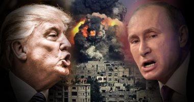حول القمة المرتقبة بين الرئيسين ( الأمريكي دونالد ترامب / الروسي فلاديمير بوتين )