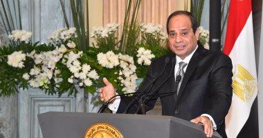 الرئيس السيسى يوفد مندوبين لتهنئة الأقباط بعيد القيامة المجيد