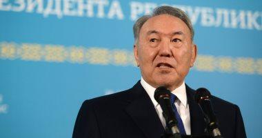 رئيس كازاخستان نور سلطان باييف يستقيل من منصبه بعد 28 عاما فى الحكم