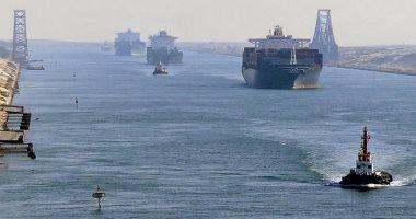 مهاب مميش: عبور 256 سفينة قناة السويس بحمولة 16.5 مليون طن فى 5 أيام