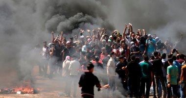 استشهاد فلسطينى ثان برصاص قوات الاحتلال الإسرائيلى شرق جباليا فى غزة