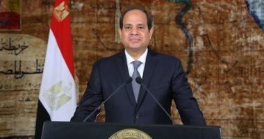 الرئيس السيسي: الروابط بين مصر والسودان خالدة كمجرى النيل شريان الحياة
