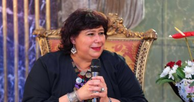 وزيرة الثقافة تفتتح مهرجان ليالى رمضان الثقافية والفنية بالمعز