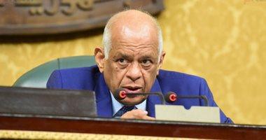 رئيس النواب: مصر لن تفرط فى حق أبنائها ونحن من نحدد توقيت ومكان الرد