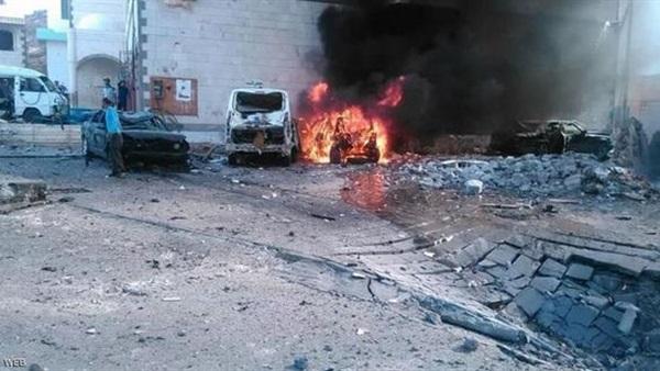 انفجار بمدخل مبنى الأمن الفيدرالى فى مدينة أرخانجلسك الروسية