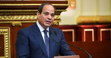 السيسى يؤكد التزام مصر بدعم الحل السياسى فى اليمن وفقا لمرجعياته الأساسية