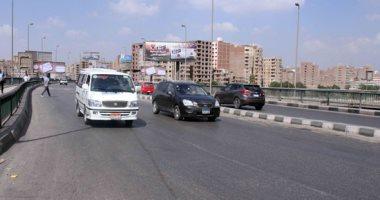 النشرة المرورية.. سيولة بمحاور القاهرة والجيزة فى ثالث أيام العيد