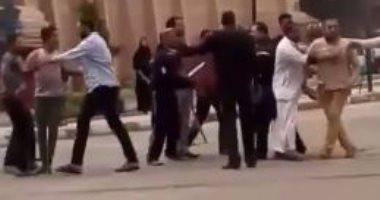 تأجيل محاكمة 20 متهما باستعراض القوة وحيازة أسلحة نارية لـ5 أبريل