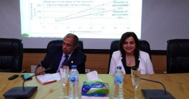 مستشار الرئيس السيسى: نحتاج زراعة 22 مليون فدان و 130 مليار م3 من المياه