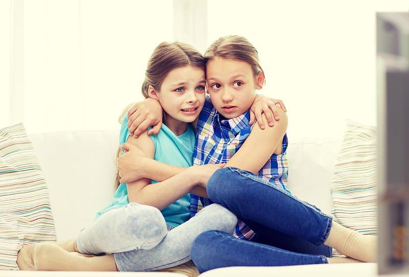 خطوات لعلاج الخوف عند الأطفال؟