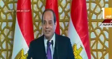 """السيسى: """"سيمنز"""" قدمت خدمة كبيرة لمصر.. ولم تستغل احتياجنا للطاقة"""